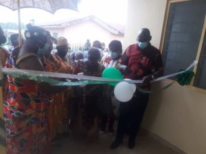 Juaben North: Akwadum gets Maternal Health Center