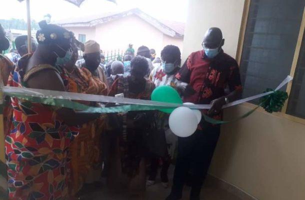 Juaben North: Akwadum gets Maternal Health Center