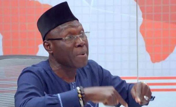 'Height of stupidity': Inusah Fuseini slams ignorant calls to oust Minority leadership