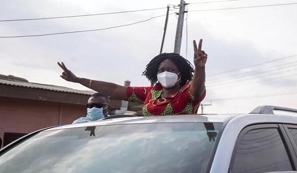 Jane Naana 'leaks' portions of NDC manifesto