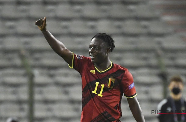 Jérémy Doku performing beyond expectations - Belgium Coach