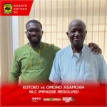 Kotoko settle gratuity tussle with long-serving employee Omono Asamoah
