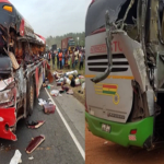 AUDIO: Two drivers involved in Kyekyewere road accident missing