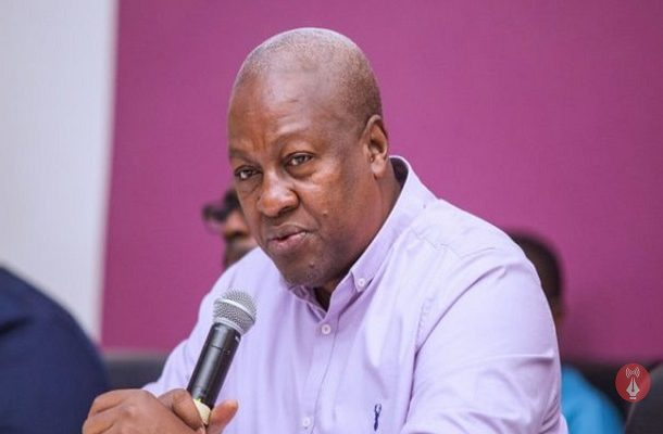 Punish police officers who threatened civilians in viral video - Mahama demands