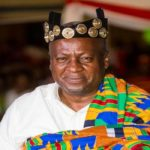 B/E: Mahama installed as Nkosuohene of Apesika