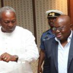 John Mahama brags too much – Akufo-Addo jabs
