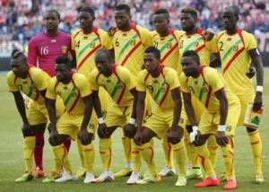 Mali names 31 man squad to face Ghana in next month's friendly
