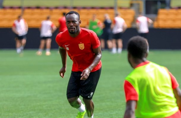 Ghana legend Michael Essien lands coaching job at FC Nordsjaelland