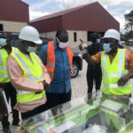 Trade Minister inspects work on $4m maize processing factory in Sekyere Central