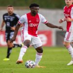 Ajax's Kudus Mohammed excited to return to action after injury lay off