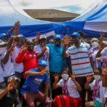 Over 100 NDC members defect to NPP at Mpraeso