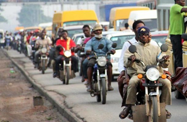 Prof. John Gatsi writes: Legalizing and Regulating Okada Verses Armed Robbery:The Context is not the same