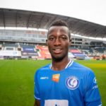Osman Bukari makes competitive debut for KAA Gent in win against Mouscron