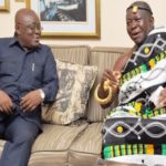 """Asanteman will remember your good works on 7th December"" - Otumfuo to Akufo-Addo"