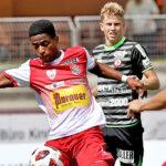 Paul Mensah interesting struggling Sturm Graz