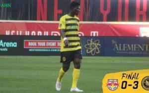 VIDEO: Ropapa Mensah scores fourth goal as Pittsburgh Riverhounds beat New York Red Bulls II