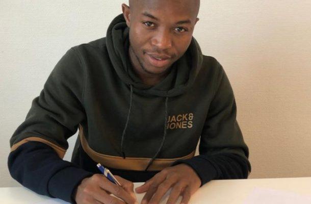 Samuel Alabi joins Swiss side FC Luzern