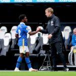 Ghana target Tariq Lamptey staying grounded despite early season plaudits