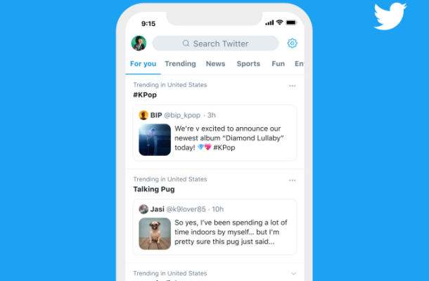 Twitter will now explain to you why something istrending