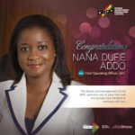 Nana Dufie Addo appointed Chief Operating Officer of Ghana Investment Promotion Centre
