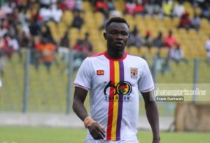 Aduana Stars join Olympics in race to sign Vincent Atinga