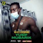 Kotoko announces signing of defender Yusif Mubarik