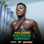 OFFICIAL: Patrick Asmah joins Kumasi Asante Kotoko
