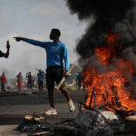 Protesters reportedly shot dead in Nigeria