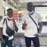 Black Stars technical team, management arrive in Turkey ahead of international friendly