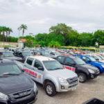 Coronavirus: Govt retrieves 25 of 50 cars donated to NCCE for sensitization