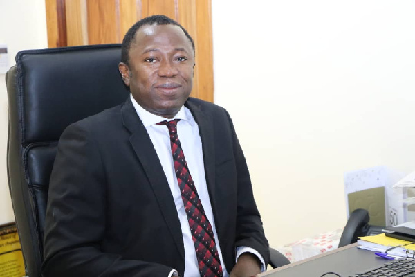 Korle Bu gets new CEO