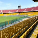 I won't be surprised if govt rescinds decision to allow fans back in stadiums - Dr Adams Baba