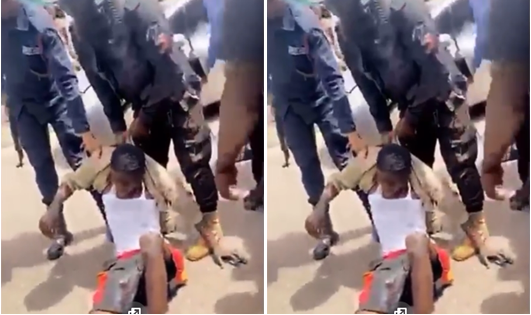 A/R: Three persons reportedly arrested over Alabar daylight robbery (VIDEO)