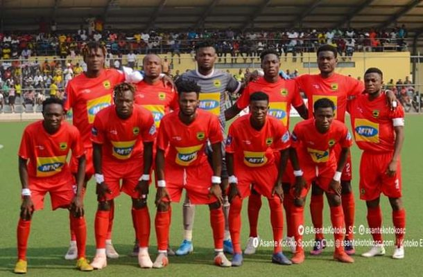 Kotoko announce jersey numbers ahead of 2020/2021 Ghana Premier League season