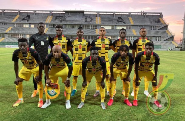 Black Stars to face Morocco, Cote D'Ivoire in International friendly