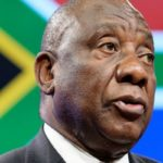 South Africa's president in coronavirus quarantine