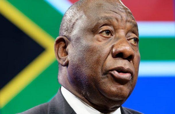 South Africa's president in coronavirus quarantine
