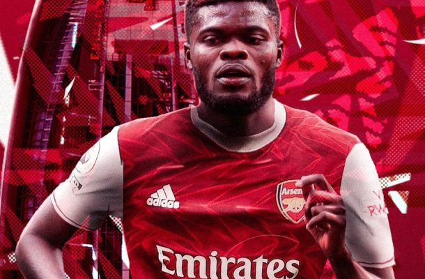 Partey To Wear The Number 18 Shirt At Arsenal The Ghana Guardian News