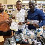 OFFICIAL: Kotoko captain Felix Annan is brand ambassador for Ashlid Enterprise