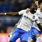 Frank Acheampong hits brace for Tianjin Teda in relegation play off