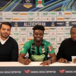 Gideon Mensah joins Swedish side Varbergs BolS on a permanent deal