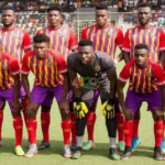 Hearts name starting XI to face  Ashgold
