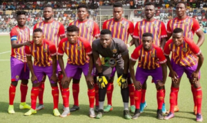 GPL: Hearts of Oak's juggernaut halted in Berekum by Chelsea