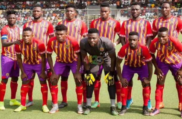 GPL: Hearts of Oak's juggernaut halted in Berekum by Chelsea