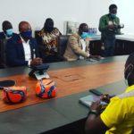 CalBank keen on the construction of Ultra modern Ghana Beach Soccer Arena