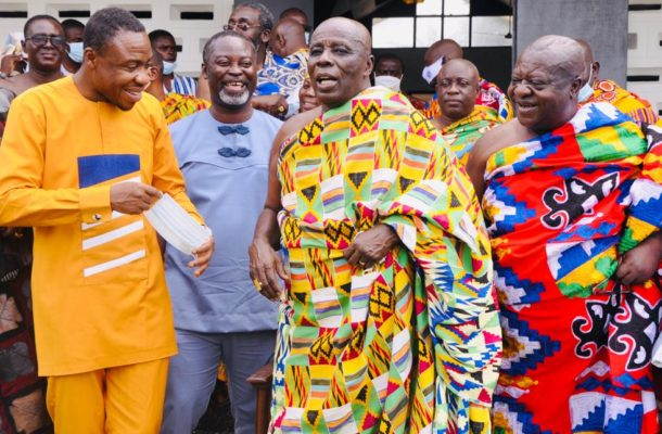 COVID-19: Government orients Eastern Regional House of Chief on pandemic