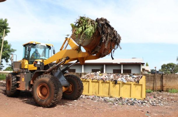 Ministry Of Sanitation commence evacuation of landfill sites nationwide