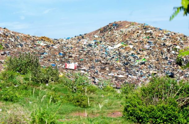 60-Year-Old dumpsites evacuated at Ahafo Region