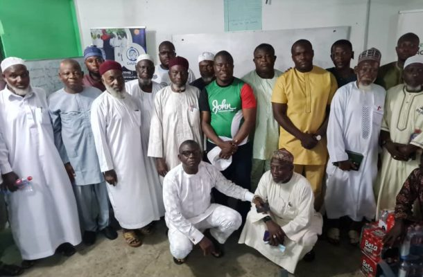 Ayawaso North NDC meets Muslim leaders to clarify manifesto promises