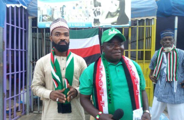 Awutu Senya East Zongo Caucus embarks on vote #2 campaign tour
